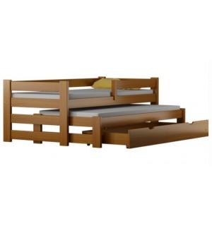 Dvivietė sudedama lova POVILEK