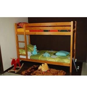 Dviaukštė lova MAX