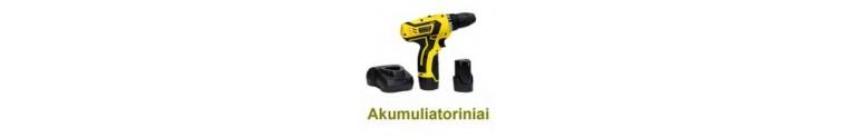 Akumuliatoriniai įrankiai
