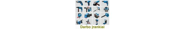 Darbo įrankiai