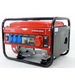 Generatorius benzininis KW6500