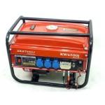 Generatorius benzininis KW6500J
