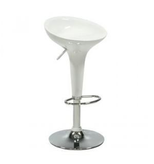 Baro kėdė AMIGO balta