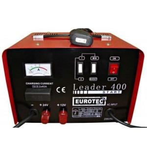 EUROTEC LEADER 400 12/24V su užvedimu