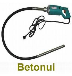 Betono vibratorius ZPI-A 550W