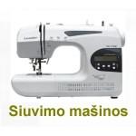Siuvimo mašinos
