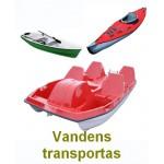 Vandens transportas